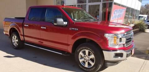 2018 Ford F-150 for sale at Swift Auto Center of North Platte in North Platte NE