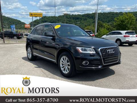 2014 Audi Q5 for sale at ROYAL MOTORS LLC in Knoxville TN
