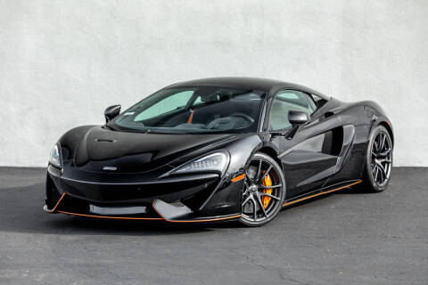 2016 McLaren 570S for sale at Nuvo Trade in Newport Beach CA