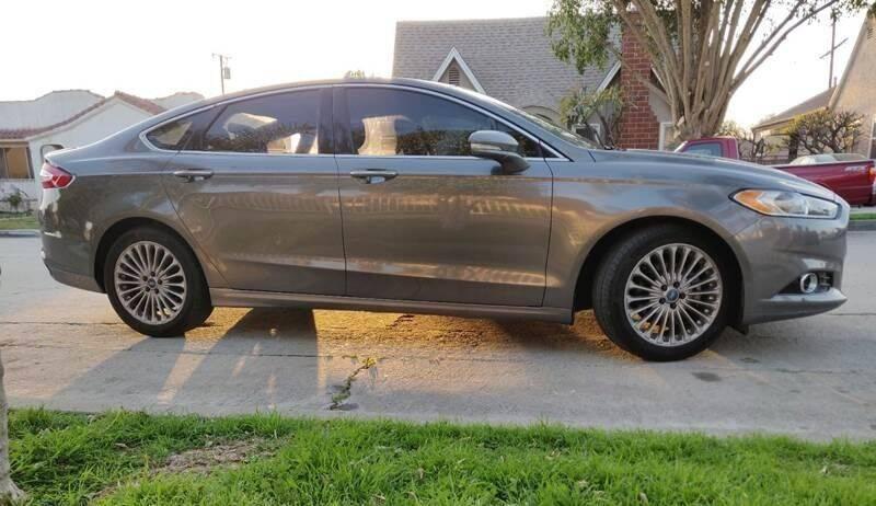 2013 Ford Fusion for sale at Apollo Auto El Monte in El Monte CA