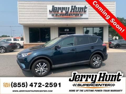 2017 Toyota RAV4 for sale at Jerry Hunt Supercenter in Lexington NC