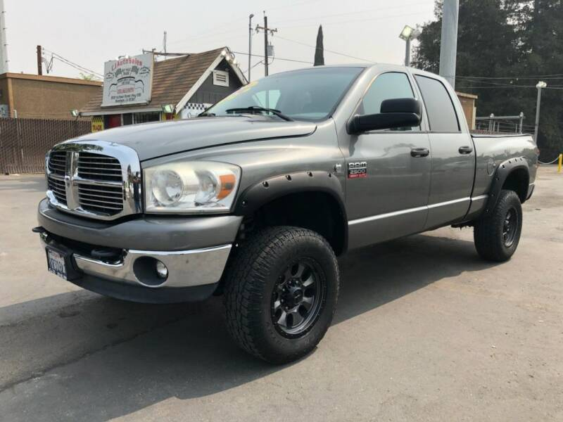 2008 Dodge Ram Pickup 2500 for sale at C J Auto Sales in Riverbank CA