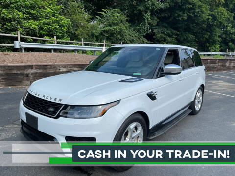 2018 Land Rover Range Rover Sport for sale at FIRST FLORIDA MOTOR SPORTS in Pompano Beach FL