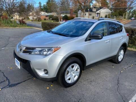 2015 Toyota RAV4 for sale at Car World Inc in Arlington VA