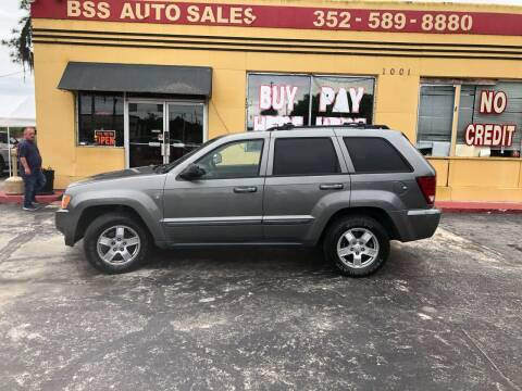 2007 Jeep Grand Cherokee for sale at BSS AUTO SALES INC in Eustis FL