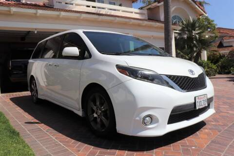 2015 Toyota Sienna for sale at Newport Motor Cars llc in Costa Mesa CA