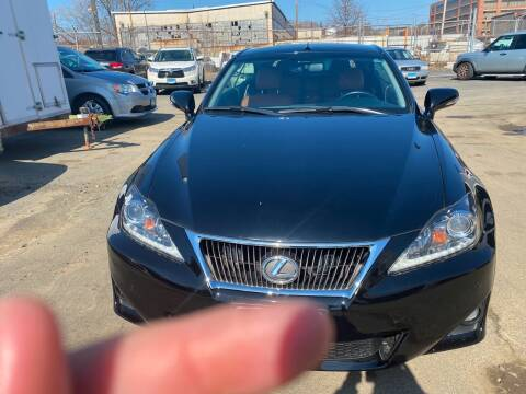 2014 Lexus IS 250C for sale at Story Brothers Auto in New Britain CT