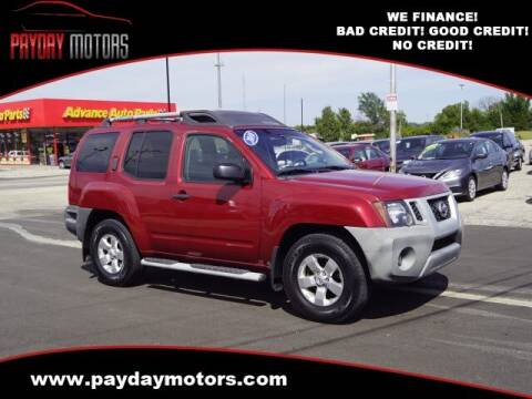 2010 Nissan Xterra for sale at Payday Motors in Wichita And Topeka KS