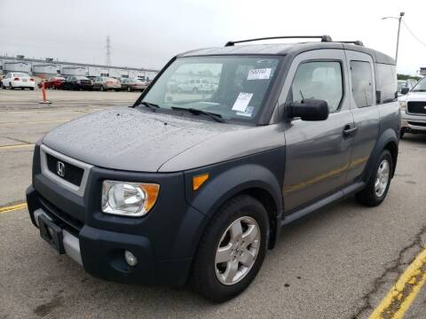 2005 Honda Element for sale at Waukeshas Best Used Cars in Waukesha WI