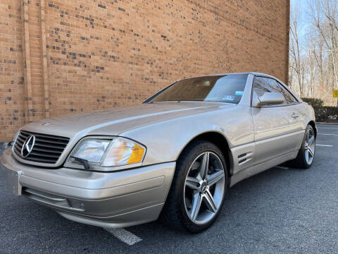 1999 Mercedes-Benz SL-Class for sale at Vantage Auto Group - Vantage Auto Wholesale in Lodi NJ