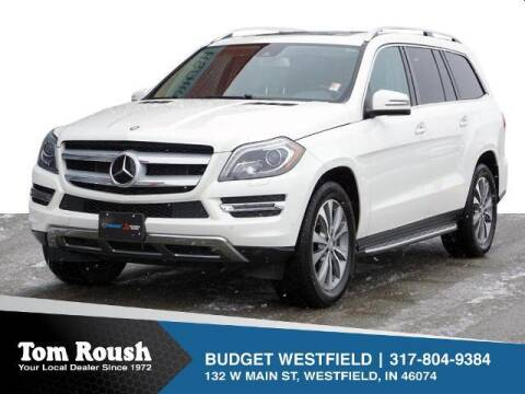 2014 Mercedes-Benz GL-Class for sale at Tom Roush Budget Westfield in Westfield IN