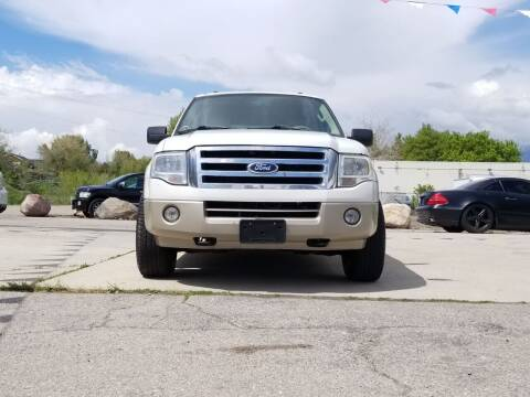 2008 Ford Expedition for sale at FRESH TREAD AUTO LLC in Springville UT