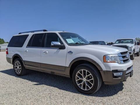 2017 Ford Expedition EL for sale at BERKENKOTTER MOTORS in Brighton CO