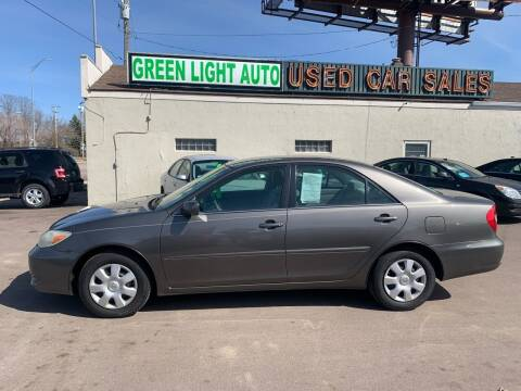2004 Toyota Camry for sale at Green Light Auto in Sioux Falls SD