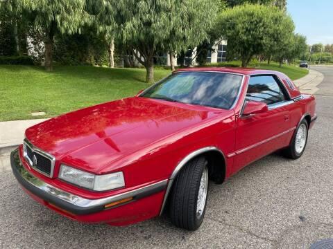 1990 Chrysler TC for sale at Donada  Group Inc in Arleta CA