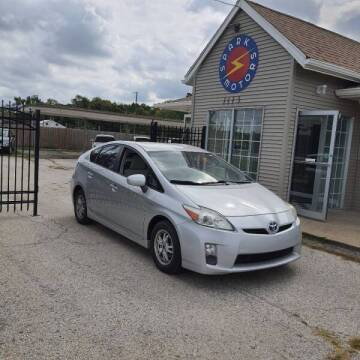 2010 Toyota Prius for sale at Spark Motors in Kansas City MO