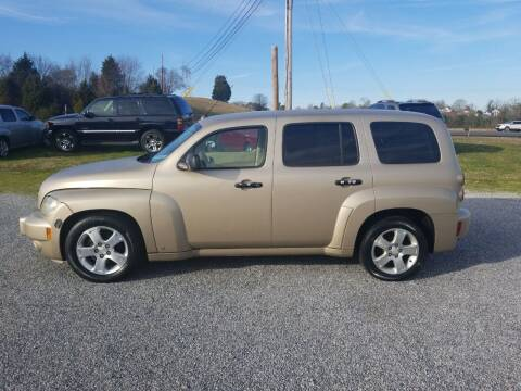 2006 Chevrolet HHR for sale at CAR-MART AUTO SALES in Maryville TN