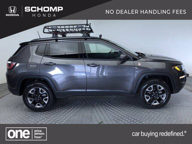 2018 Jeep Compass for sale in Highlands Ranch, CO