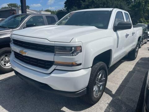 2017 Chevrolet Silverado 1500 for sale at P J Auto Trading Inc in Orlando FL