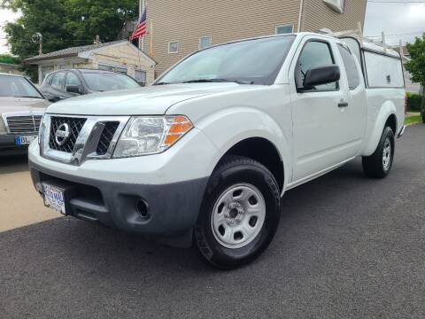 2014 Nissan Frontier for sale at Express Auto Mall in Totowa NJ