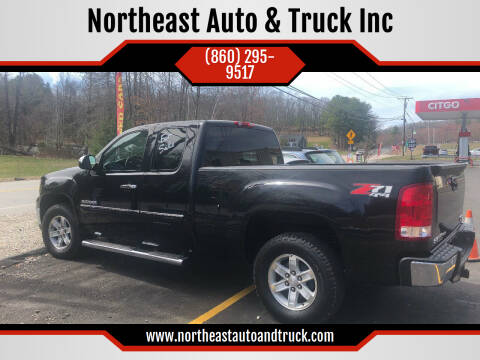 2013 GMC Sierra 1500 for sale at Northeast Auto & Truck Inc in Marlborough CT