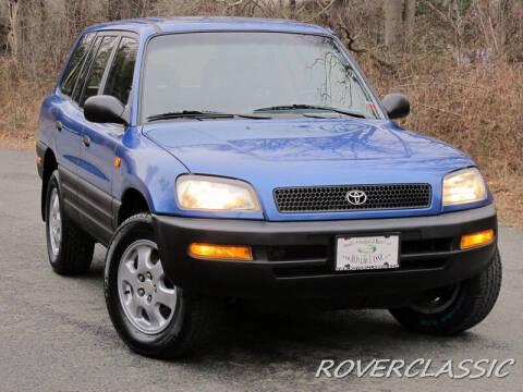 1997 Toyota RAV4 for sale at Isuzu Classic in Cream Ridge NJ