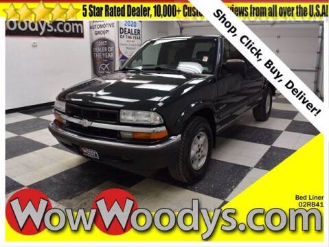 2002 Chevrolet S-10 for sale at WOODY'S AUTOMOTIVE GROUP in Chillicothe MO