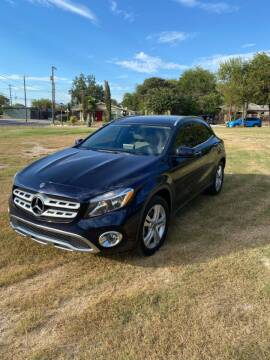 2018 Mercedes-Benz GLA for sale at Carzready in San Antonio TX
