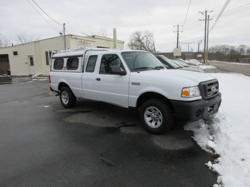 2011 Ford Ranger for sale at ABC AUTO LLC in Willimantic CT
