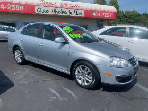 2007 Volkswagen Jetta for sale at Doug White's Auto Wholesale Mart in Newton NC