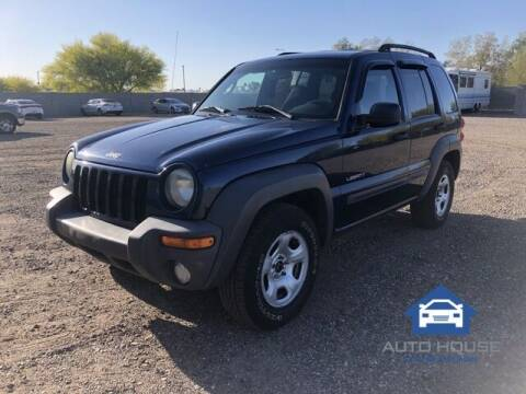 2004 Jeep Liberty for sale at AUTO HOUSE PHOENIX in Peoria AZ