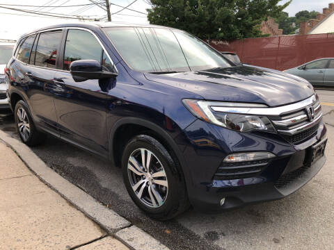 2018 Honda Pilot for sale at Deleon Mich Auto Sales in Yonkers NY