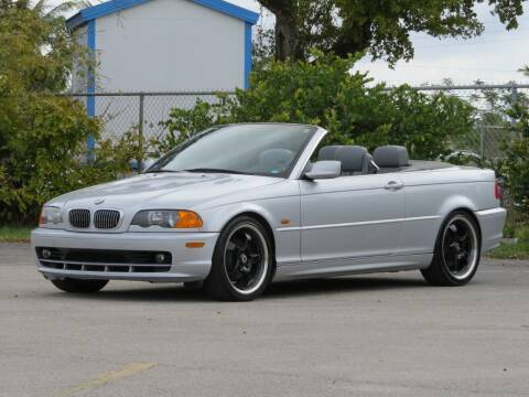 2001 BMW 3 Series for sale at DK Auto Sales in Hollywood FL