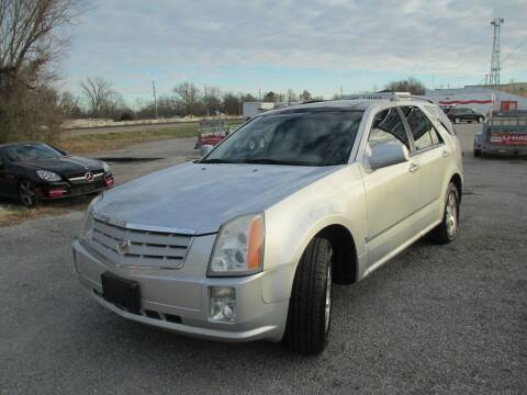 2009 Cadillac SRX for sale at 3A Auto Sales in Carbondale IL