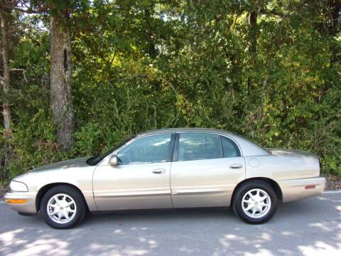 2001 Buick Park Avenue for sale at ABC Auto Sales in Rogersville MO