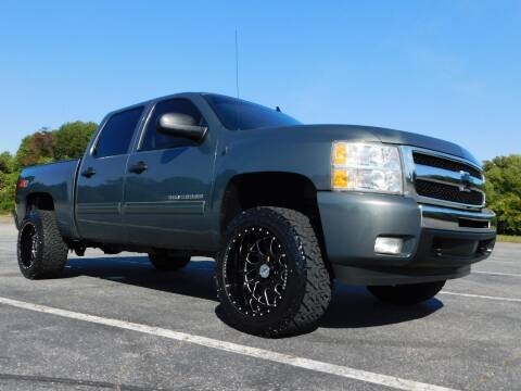 2011 Chevrolet Silverado 1500 for sale at Used Cars For Sale in Kernersville NC