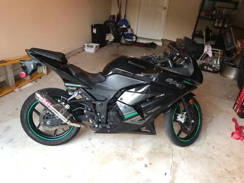2012 Kawasaki Ninja 250R for sale at Fast and Friendly Auto Sales LLC in Decatur GA