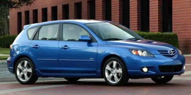 2005 Mazda MAZDA3 for sale at The Back Lot in Lebanon PA