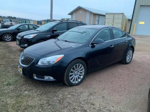 2013 Buick Regal for sale at Yachs Auto Sales and Service in Ringle WI