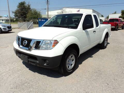 2019 Nissan Frontier for sale at Grays Used Cars in Oklahoma City OK