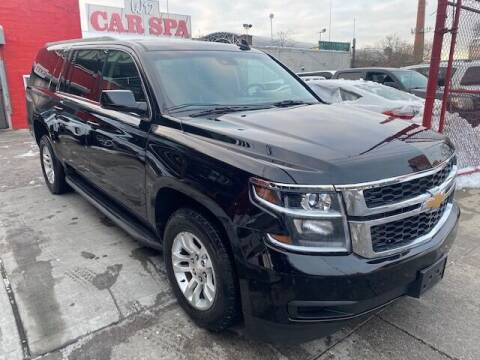 2017 Chevrolet Suburban for sale at CarNYC.com in Staten Island NY