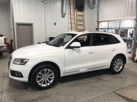 2014 Audi Q5 for sale at Efkamp Auto Sales LLC in Des Moines IA