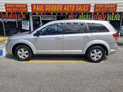 2009 Dodge Journey for sale at Paul Gerber Auto Sales in Omaha NE