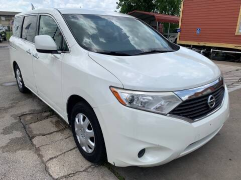 2011 Nissan Quest for sale at JAVY AUTO SALES in Houston TX