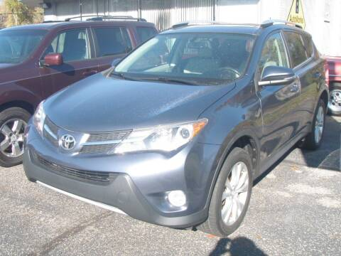 2013 Toyota RAV4 for sale at Autoworks in Mishawaka IN