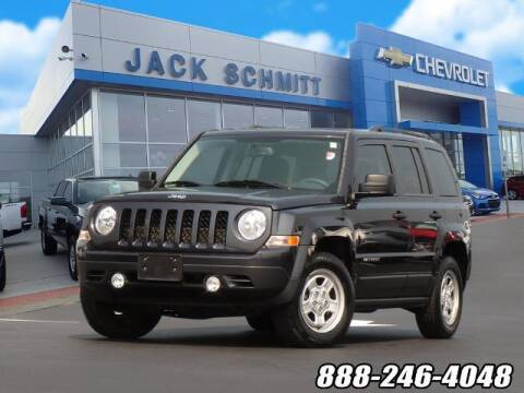 2016 Jeep Patriot for sale at Jack Schmitt Chevrolet Wood River in Wood River IL
