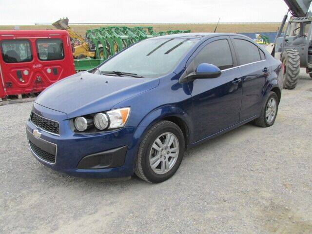 2014 Chevrolet Sonic for sale at 412 Motors in Friendship TN