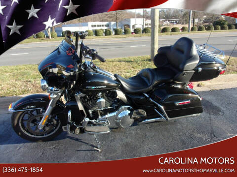 2016 Harley-Davidson FLHTK for sale at CAROLINA MOTORS in Thomasville NC