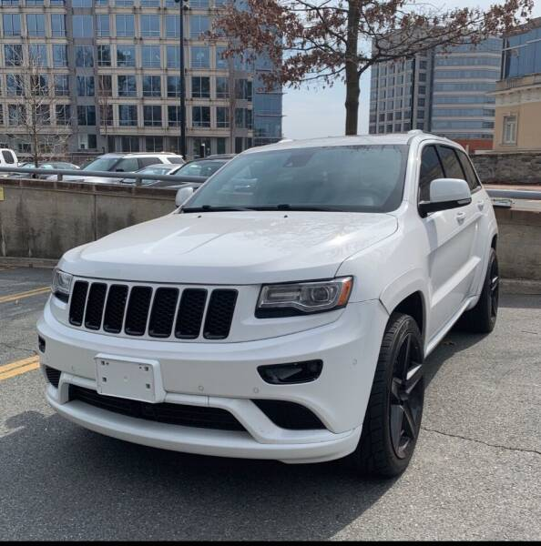 2014 Jeep Grand Cherokee for sale at First Choice Automobile in Uniondale NY
