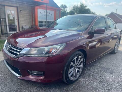 2013 Honda Accord for sale at 5 STAR MOTORS 1 & 2 in Louisville KY